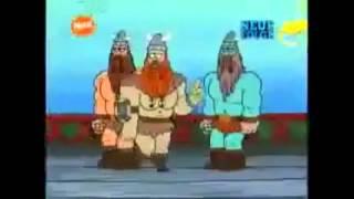SpongeBob Reverse #4 Olaf - Falo