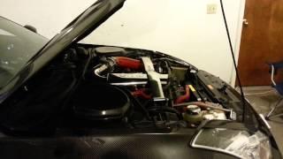 350Z Kinetix Manifold