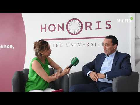 Video : Honoris ouvre son nouveau campus Roudani à Casablanca