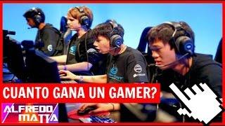 ¿Cuanto Gana Gamer Profesional? #EnVivo