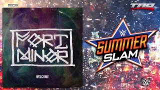 "WWE: SummerSlam 2016 - ""Welcome"" - 4th Official Theme Song"