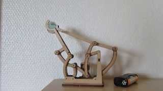 R-lifter prototype - marble machine