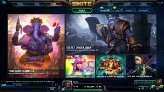 Smite Twitch Drops.  Do they exist?