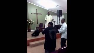 Bishop Dr. Eugene Park Sr. @ Memphis T N