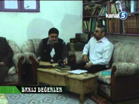 """Saklı Değerler Değerli Alim """"Mela El Cizri"""" Tanıtımı ile Karşınızda 1. Bölüm"""