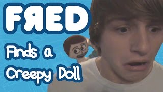 Fred Finds a Creepy Doll