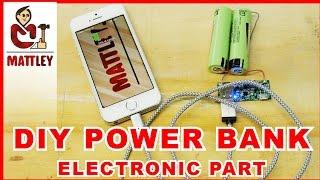 Come costruire un Power Bank Fai da te - L'elettronica