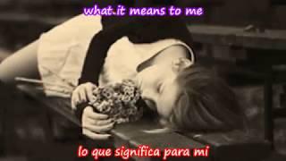 Scorpions ~~ Love of my life ~~ Contiene subtitulos en ingles y español