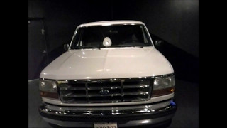 OJ Simpson's White Bronco!