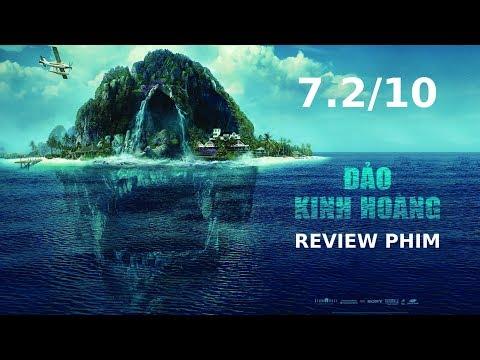 Cái giá KHỦNG KHIẾP khi đến Đảo Kinh Hoàng (Fantasy Island) Review phim chiếu rạp