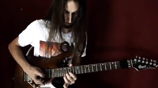 Dragon Force - Through the Fire and Flames - Marco Melo (Solo cover)