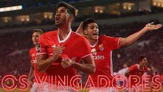 Sport Lisboa e Benfica - Os Vingadores - Diogo Dias