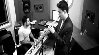 Soube que me Amava Aline Barros Sax Instrumental