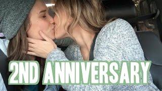 2 Year Anniversary Vlog