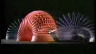 CLASSIC TV COMMERCIAL - 1980s - SLINKY #13