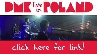 "DMK live in Poland -- Teaser 1 ""Black Celebration"""