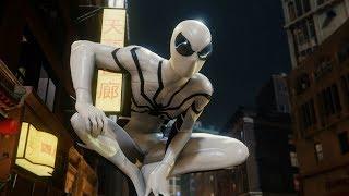 Spider-Man Chases Shocker (Future Foundation Suit Gameplay) - Marvel's Spider-Man
