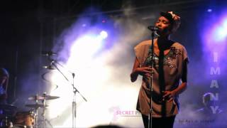 IMANY - YOU WILL NEVER KNOW LIVE