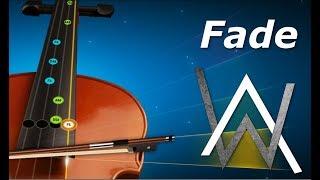 Fade - Alan Walker - Violin Tutorial Free Easy