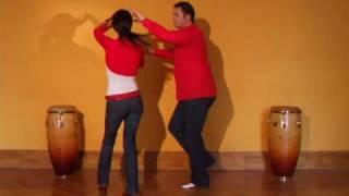 Besito - Salsa Video - Kezdő III.