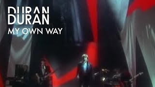 Duran Duran - My Own Way (Live in Hammersmith)