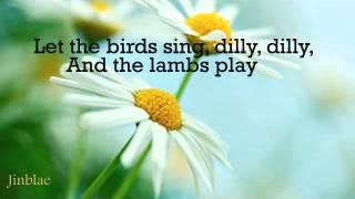 Cinderella 2015 Soundtrack -Lavender's blue (dilly dilly) Lyrics