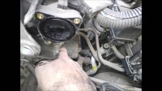 Tutorial pulizia EGR e corpo farfallato Fiat Bravo 1.6 Mjt