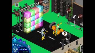 The Sims: Superstar - Dance Music Video (Male)