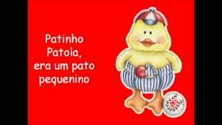 Músicas para o Jardim de infância - Patinho Patola