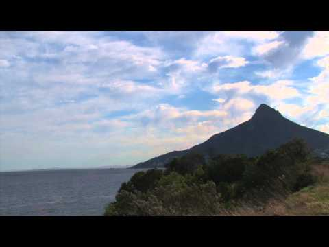 60 Second Landscape Challenge: Looking Towards Lions Head, South Africa