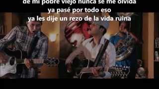 La Vida Ruina (con letra) - Ariel Camacho Y Los Plebes Del Rancho