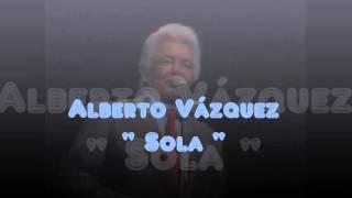 Alberto Vázquez Sola