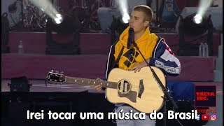 Justin Bieber - Roots Bloody Roots (Sepultura Cover)