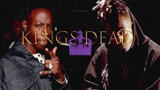 XXXTentacion x Joey Bada$$ - KINGS DEAD (Audio)