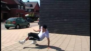 Guntar Sinuraya dancing on Eminem - Talking to myself