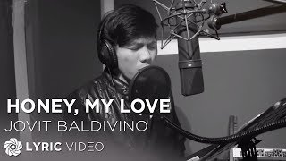 JOVIT BALDIVINO - Honey, My Love (So Sweet) [Recording Session]