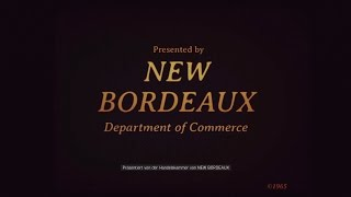 Mafia 3 New Bordeaux Intro