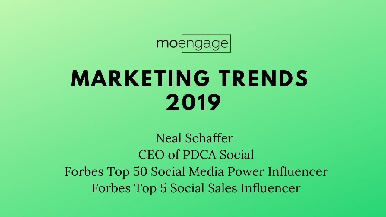 How AI will Empower Marketers in 2019 By Neal Schaffer