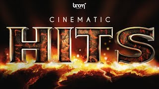 BOOM Library SFX - Cinematic Hits - Trailer