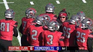 VHS Football vs Millville | Thanksgiving Day | 11-22-18