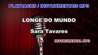 ♬ Playback / Instrumental Mp3 - LONGE DO MUNDO - Sara Tavares
