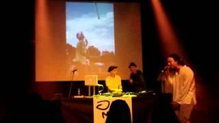 Messenjah Ganja je lék live 2011