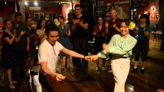 Jam Circle @ The Hop - 5 Sept 2015