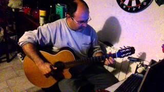 Famille génération Goldman guitare acoustique (acoustic guitar)