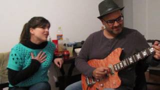 Our day will come - Robin Benarjee (Amy Winehouse guitar) - Sol Cabrera cover