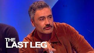 Taika Waititi On The Inspiration Behind Korg - The Last Leg