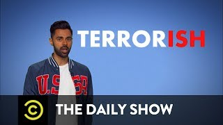 Hasan the Record - America's War Problem: The Daily Show