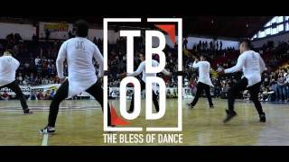 The Bless Of Dance Choreography [Official Video]