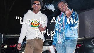 """[FREE] Gunna x Lil Baby x Young Thug Type Beat """"Look At My Drip"""" 2018"""