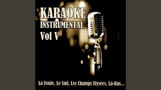Les Champs Elysées (instrumental)